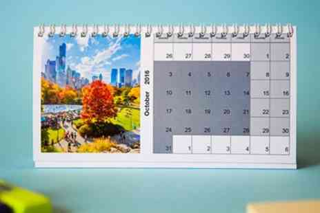 Unibind Photo Books - Glossy Personalised Photo Calendars - Save 62%