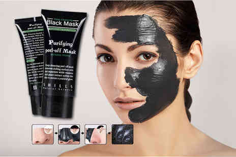 Gift Right - Peel off blackhead face mask - Save 70%