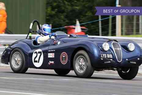 Tester Engineering - Classic Jaguar Racing Experience for One - Save 55%