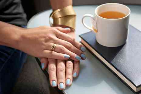 A little Luxury Beauty Salon - Shellac Manicure, Pedicure or Both  - Save 0%