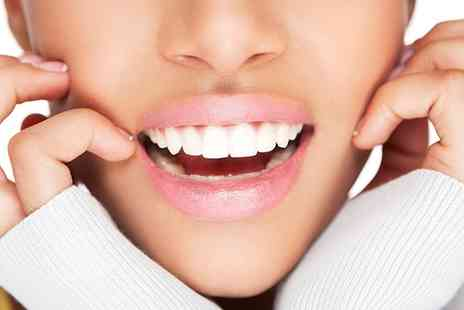 Puredental - Zoom Teeth Whitening Plus a Scale and Polish  - Save 60%