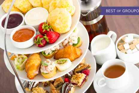 Hilton Nottingham Hotel - Afternoon Tea for Two - Save 0%