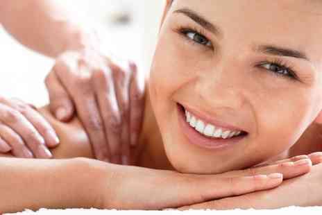 Lush Nails & Beauty - Massage With Facial  - Save 0%