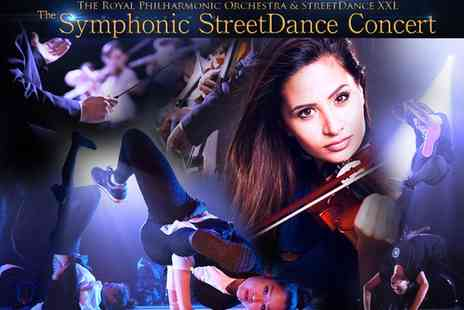 Street Dance XXL -     Entry to Symphonic Street Dance - Save 54%