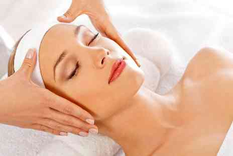 Cher Salon - Facial, Massage or Both  - Save 60%