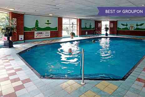 Mercure Goldthorn Hotel - Leisure Club Membership and Meal  - Save 64%
