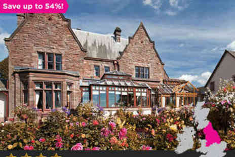 Appleby Manor Country House Hotel - Country House Stay plus Dinner in Cumbria - Save 54%