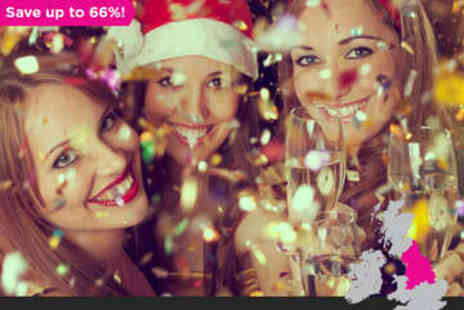 The Mercure - Winter Wonderland Christmas Party - Save 63%