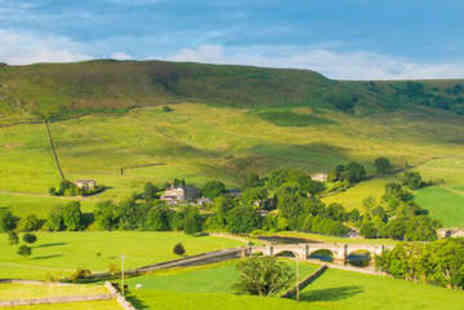 The Devonshire Fell - Overnight Yorkshire Getaway plus Dinner - Save 0%