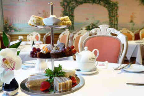 The Tophams Hotel - Festive Afternoon Tea with Mulled Wine for Two - Save 74%