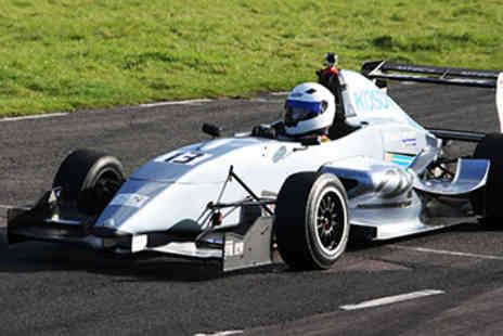 Pilot Driving - Formula Renault Test Pilot Driving - Save 50%