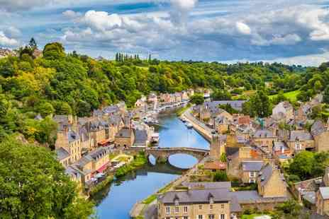 Le Challon -  Two, Three or Four Nights Stay in northern France in Dinan with half board - Save 0%