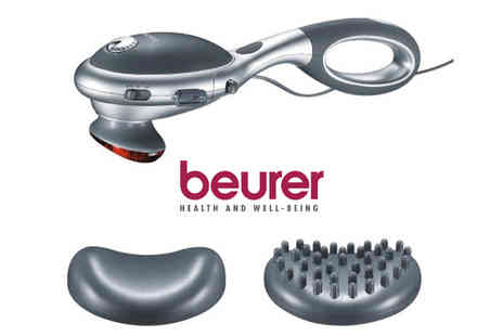 AMB COVENTRY - Beurer MG70 Infrared Tapping Massager - Save 63%