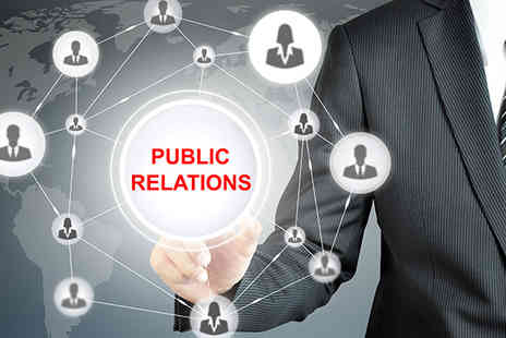 EventTrix - Accredited Public Relations Online Course - Save 80%