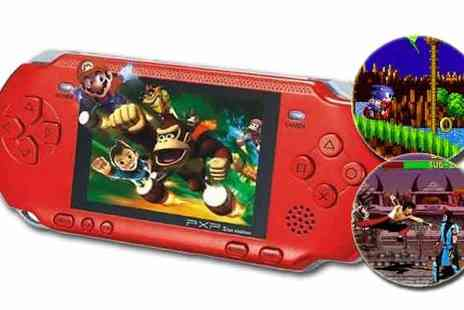 Stylematch Online - Retro Handheld Games Console with 100 Plus Games - Save 40%