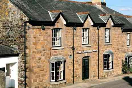 The Arundell Arms Hotel - Two AA Rosette Tasting Menu Dinner for Two - Save 49%