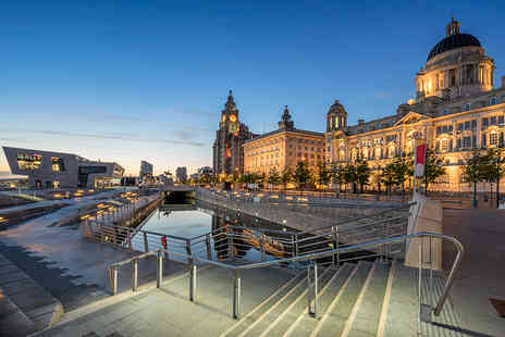 Holiday Inn - Overnight family break in Liverpool with breakfast - Save 39%