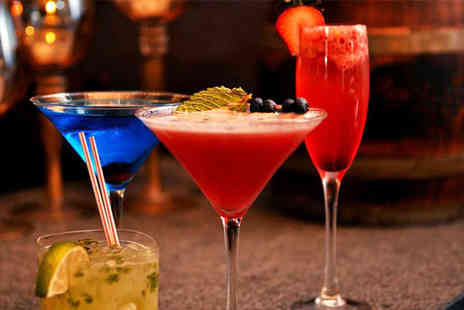 Boutique Bar - Entry for two and four premium cocktails to share - Save 69%