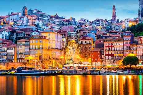 Oporto Home Apartments - One  to Three, Five or Seven Night Self Catering Stay For Two  - Save 45%