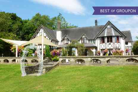 Bentley Brook Inn - Two  or Three Nights For Two  With Breakfast and Dinner  - Save 48%