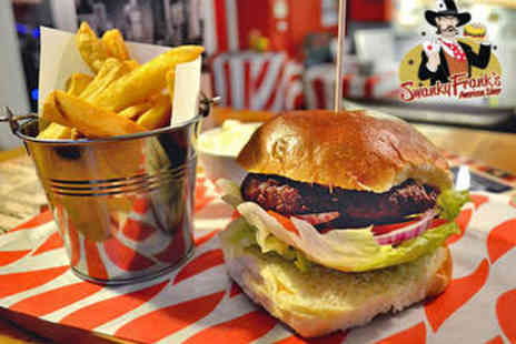 Swanky Franks American Diner - £20 to Spend on Food - Save 50%