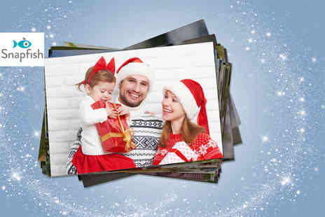 "Snapfish - 100 6"" x 4"" photo prints - Save 89%"
