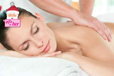 Beauty Boss - Choice of back, neck and shoulder massage, or include an express facial - Save 44%