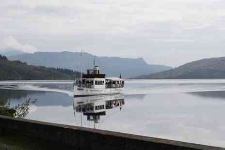 Loch Katrine - New Year Steamship Cruise for One - Save 44%
