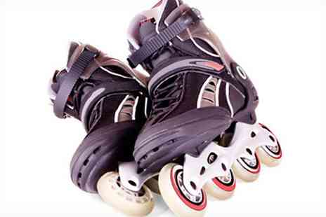 Simply Skate Arena - Indoor Skating with Skate Hire and Drink  - Save 57%