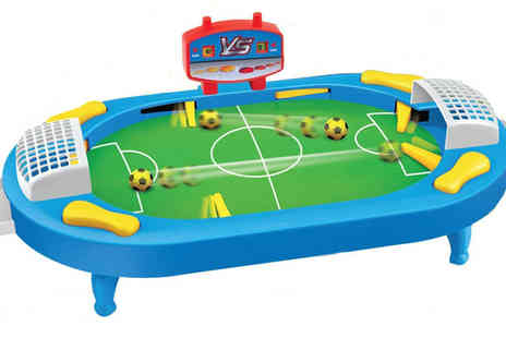ROSTRAD - Mini Table Top Football Game - Save 50%