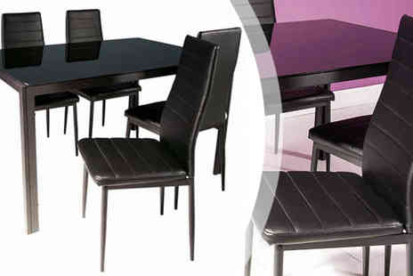 Dealrooms - Houston Table and Chairs - Save 60%