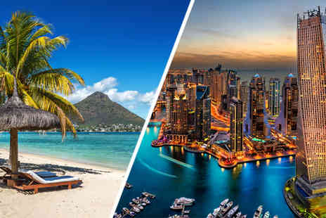THG Holidays - Three Nights Stay in Dubai and Seven Nights in Mauritius - Save 31%