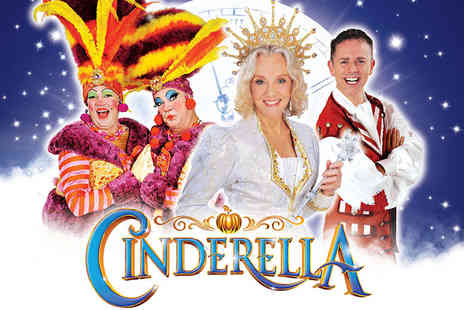 ATG Tickets - Band B ticket to see Cinderella   - Save 45%