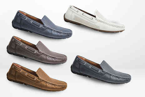 Starmark - Pair of mens boat shoes   - Save 79%