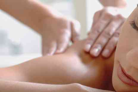 Alanna - Back, Neck and Shoulder or Full Body  Massage  - Save 41%