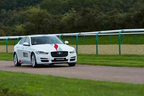 Jaguar First - 90 Minute Jaguar XE Driving with Jaguar First - Save 0%