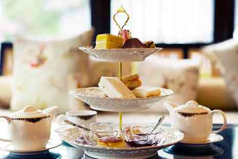 Three Kings Tea Rooms - Traditional Welsh Afternoon Tea for One  - Save 40%