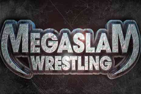 Megaslam American Wrestling - Entry to Megaslam Wrestling Live  for One on 9 to 31 January 2016 - Save 55%