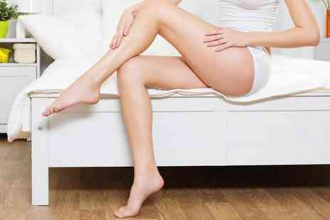 Beauty and Melody - Three Laser Hair Removal Sessions - Save 91%