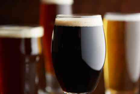 Brew Masons - Create Your Own Beer, Cider, Spirit, or Wine - Save 46%