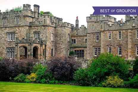 Otterburn Castle Country House Hotel - One Night  stay For Two With Breakfast - Save 36%