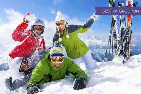 Coach Innovations - Two Night Coach Trip For One With Lift Pass, Full Day Skiing And Return Ferry Crossing - Save 38%