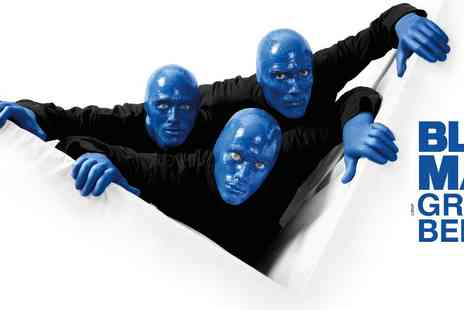 Holiday Inn - Blue Man Group Tickets and 1, 2 or 3 Nights in central Berlin hotel - Save 0%