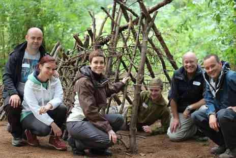 Taught In The Wood - One day bushcraft course with Taught - Save 61%