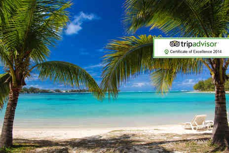 Jetline Travel - Ten night 4 star Dubai and all inclusive Mauritius break with return flights - Save 0%