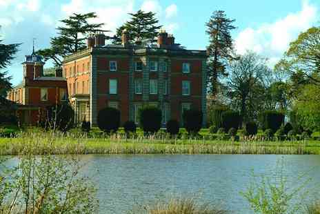 Netley Hall Estate - Two night self catered Shropshire stay in a holiday cottage for up to four including a bottle of bubbly - Save 63%