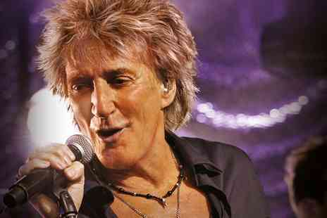 Cuffe and Taylor - One Ticket to see Rod Stewart live IN in June 2016 - Save 0%