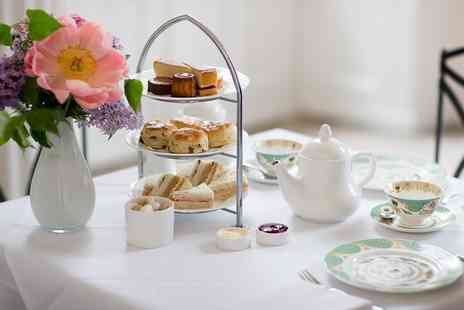 The Orangery Tea - Afternoon Tea for One - Save 23%