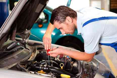 BOS VIP Ticketing - Vehicle Maintenance Package with Discounted MOT with Driving Force - Save 90%