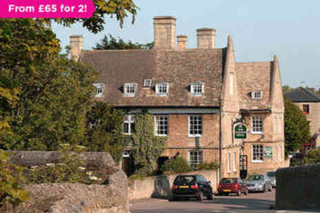 The Haycock Hotel - One or Two Nihgt Stay for two in Peterborough - Save 0%